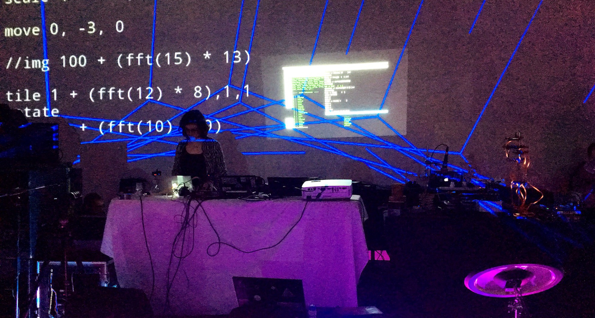 algorave photo