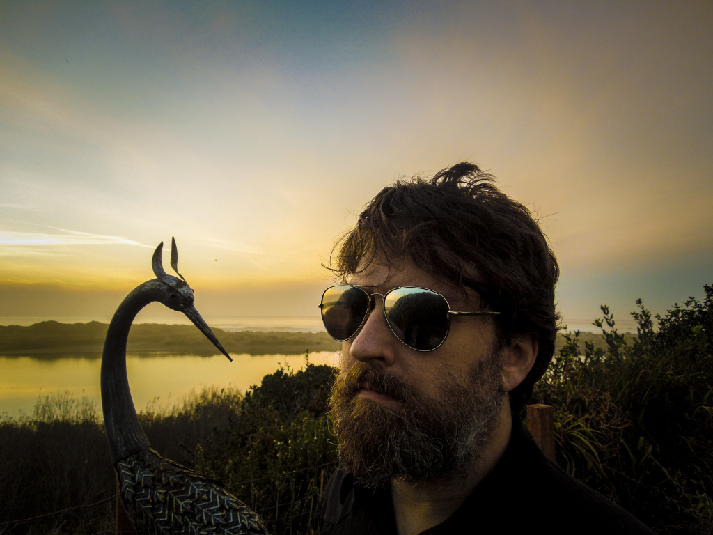 BEN CHASNY (SIX ORGANS OF ADMITTANCE)